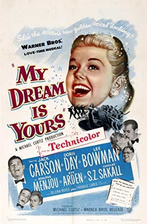 MY DREAM IS YOURS – MOVIE – 1949