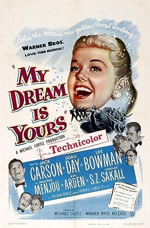 MEUS SONHOS TE PERTENCEM – FILME – 1949