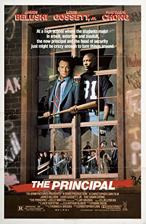 THE PRINCIPAL – MOVIE – 1987