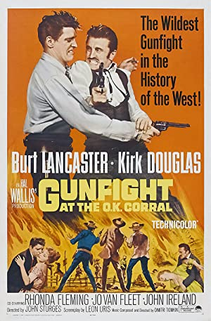GUNFIGHT AT THE O.K. CORRAL – MOVIE – 1957