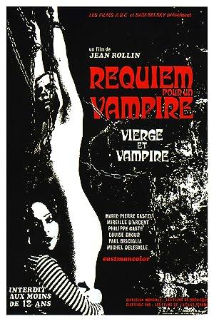 REQUIEM FOR A VAMPIRE – MOVIE – 1971
