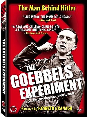 DAS GOEBBELS-EXPERIMENT – FILM – 2005