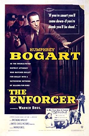 THE ENFORCER – MOVIE – 1951