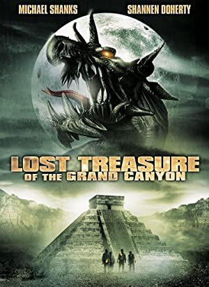 THE LOST TREASURE OF THE GRAND CANYON – MOVIE – 2008