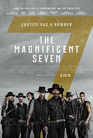 THE MAGNIFICENT SEVEN – MOVIE – 2016