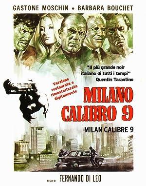 MILANO KALIBER 9 – ταινία – 1972