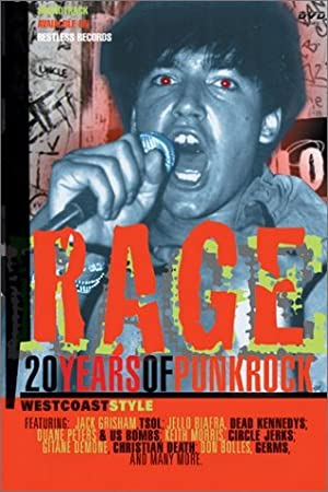 RAGE: 20 YEARS OF PUNK ROCK WEST COAST STYLE  – FILME – 2001