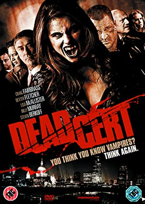 DEAD CERT – MOVIE – 2010