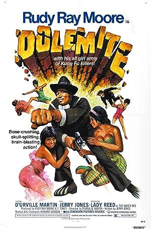 DOLEMITE – FILME – 1975