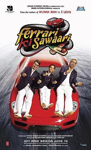 FERRARI KI SAWAARI – FILM – 2012