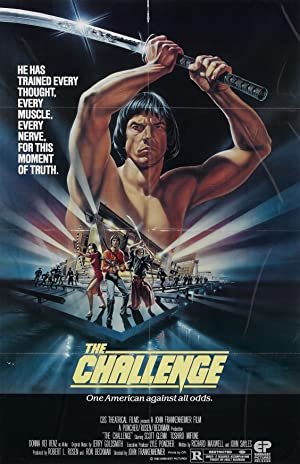 THE CHALLENGE – MOVIE – 1982