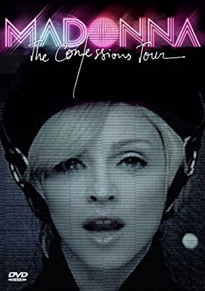 MADONNA: THE CONFESSIONS TOUR LIVE FROM LONDON  – FILME – 2006