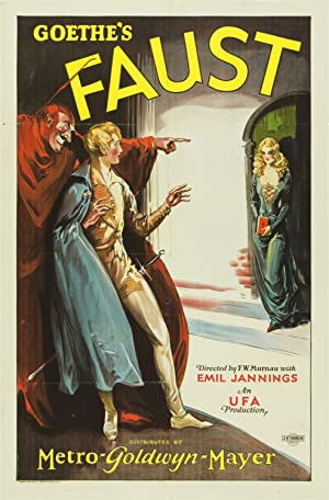 FAUST – MOVIE – 1926