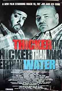 THICKER THAN WATER – FILME – 1999