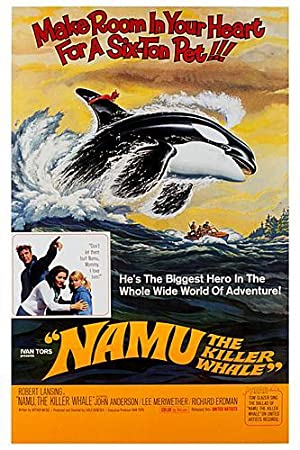 NAMU, THE KILLER WHALE – أفلام – 1966