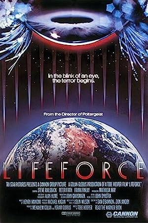 FORçA SINISTRA – FILME – 1985
