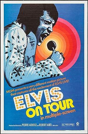 ELVIS ON TOUR – FILME – 1972