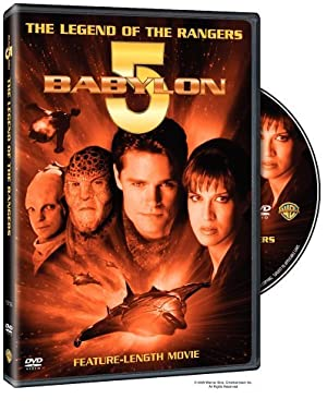 BABYLON 5: THE LEGEND OF THE RANGERS: TO LIVE AND DIE IN STARLIGHT – FILME – 2002