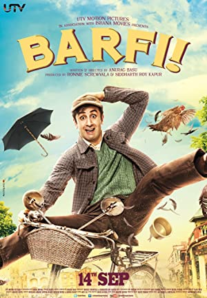 BARFI! – FILME – 2012
