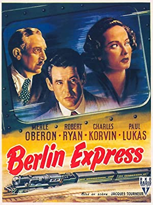 BERLIN EXPRESS – MOVIE – 1948