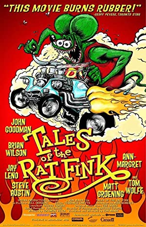 TALES OF THE RAT FINK – FILME – 2006