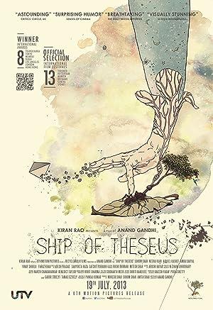 SHIP OF THESEUS – FILME – 2012