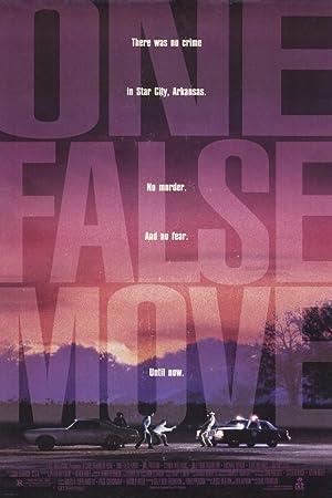 ONE FALSE MOVE – FILM – 1992
