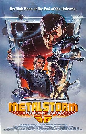 METALSTORM – FILME – 1983