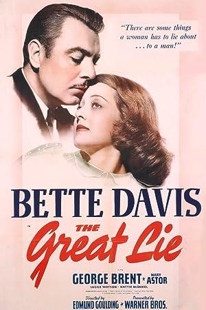 A GRANDE MENTIRA – FILME – 1941