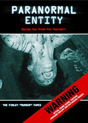 PARANORMAL ENTITY – MOVIE – 2009