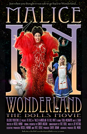 MALICE IN WONDERLAND: THE DOLLS MOVIE – MOVIE – 2010