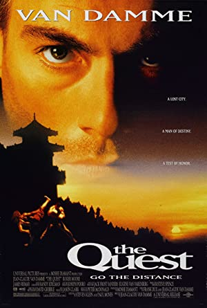 THE QUEST – MOVIE – 1996