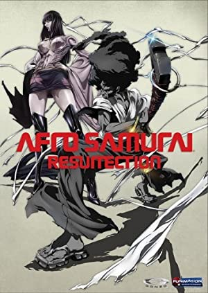 AFRO SAMURAI: RESURRECTION – MOVIE – 2009