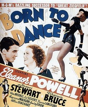 NATA PER DANZARE – FILM – 1936
