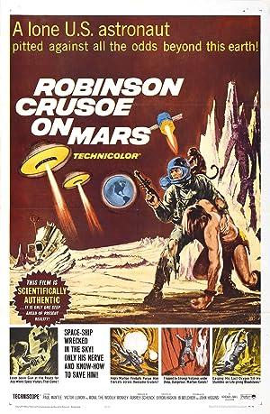 ROBINSON CRUSOE ON MARS – MOVIE – 1964