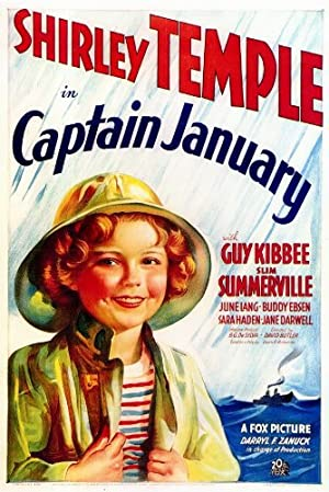 CAPTAIN JANUARY – MOVIE – 1936