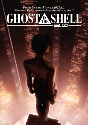GHOST IN THE SHELL 2.0 – FILM – 2008