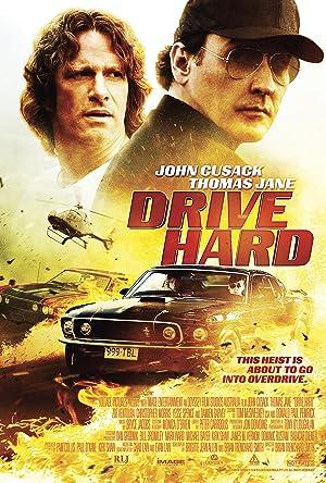 DRIVE HARD – MOVIE – 2014