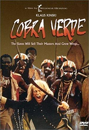 COBRA VERDE – FILME – 1987