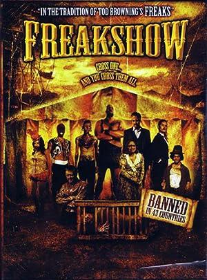 FREAKSHOW – FILME – 2007