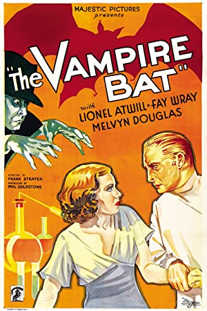 THE VAMPIRE BAT – MOVIE – 1933