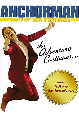 WAKE UP, RON BURGUNDY: THE LOST MOVIE – MOVIE – 2004