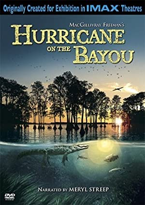 HURRICANE ON THE BAYOU – FILME – 2006