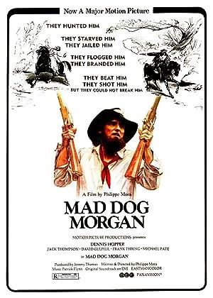 MAD DOG MORGAN – FILME – 1976