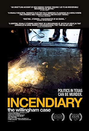 INCENDIARY: THE WILLINGHAM CASE – MOVIE – 2011
