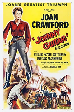 JOHNNY GUITAR  – FILME – 1954