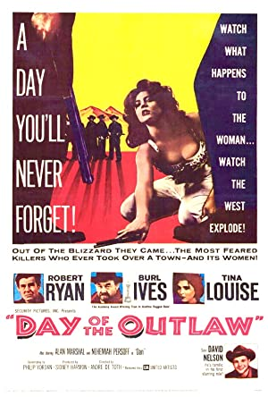 DAY OF THE OUTLAW – MOVIE – 1959