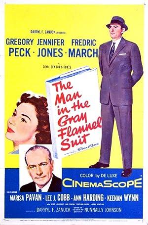 O HOMEM DO TERNO CINZENTO – FILME – 1956