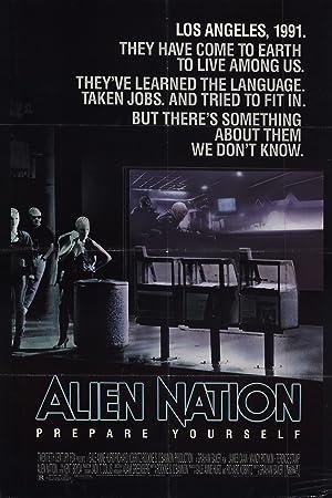 ALIEN NATION – FILM – 1988