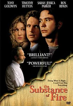 THE SUBSTANCE OF FIRE – FILM – 1996